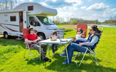Fun On The Road: 6 Ways To Entertain Kids On An RV Trip
