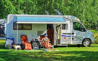 Ways to Keep Your RV Cool This Summer