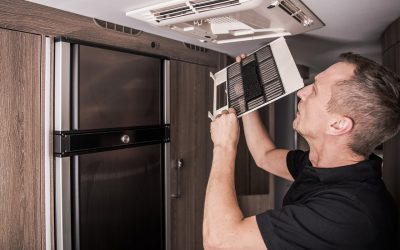 How to Deep Clean an RV