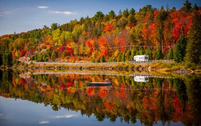 5 Advantages of RVing in Autumn