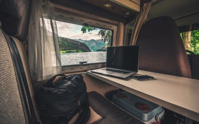 Work From Home in an RV